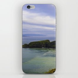 Irish Ocean iPhone Skin