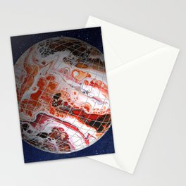 Interplanetary Stationery Cards