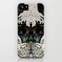 Starry Forest iPhone Case