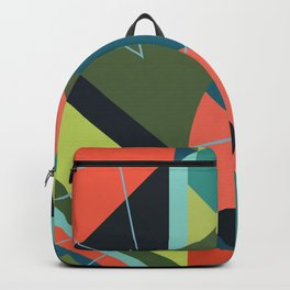 Punched in the Mouth Backpack