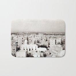 Alexandria, Egypt 1901 Bath Mat