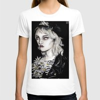 sky ferreira T-shirts featuring Sky ferreira no………………………..11 by Lucas David