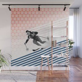 She's got Slope Style Wall Mural