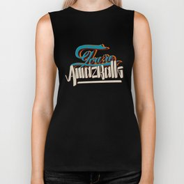 YOU'RE AMAZBALLS Biker Tank