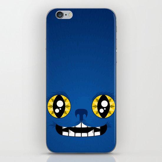 Adorable Beast iPhone & iPod Skin