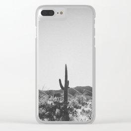 DESERT XII / Arizona Clear iPhone Case