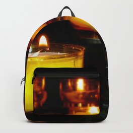 Church Candles Backpack