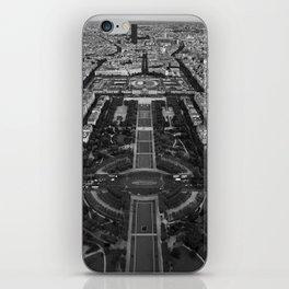 Paris 2009 iPhone Skin
