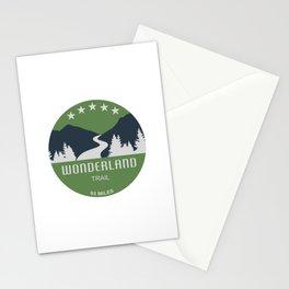Wonderland Trail Stationery Cards