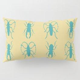Beetle Grid V2 Pillow Sham