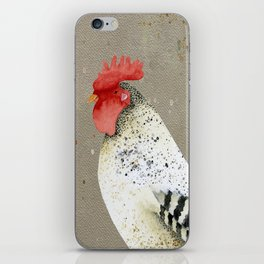 Rooster Wallace iPhone Skin