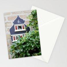 Birdhouse Stationery Cards