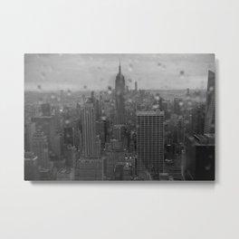 N.Y.C. Metal Print