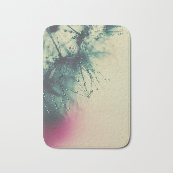 dandelion VI Bath Mat