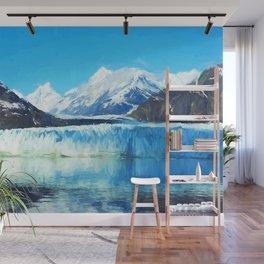 Glacier Bay Wall Mural