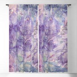 Lavender Dreams Blackout Curtain