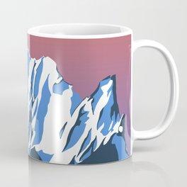 The Brooks Range Coffee Mug