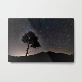 Teide National Park at night Metal Print