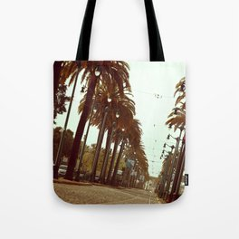 San Francisco 3 Tote Bag