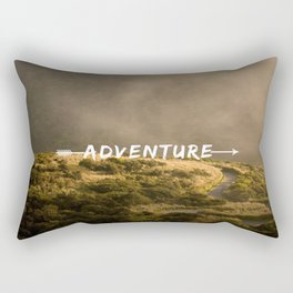 Adventure Rectangular Pillow