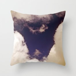 MAGIC SKY over BERLIN Throw Pillow