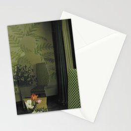 311/365 Ten Minute Collage Stationery Cards