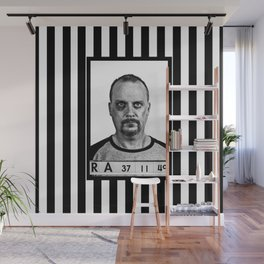"Bad boys ""what ya gonna do""  Wall Mural"