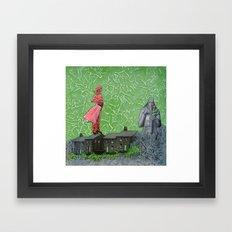 Cattleya Framed Art Print