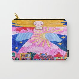 THE GUARDIAN ANGEL Carry-All Pouch