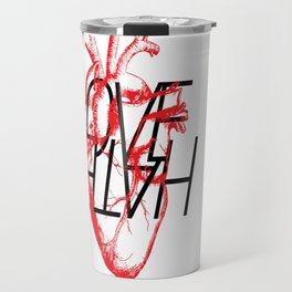 LOVE  –VS– HATE Travel Mug