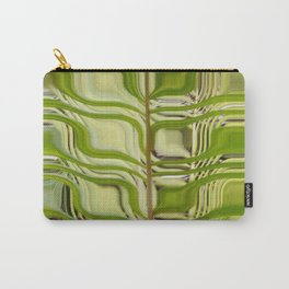 Abstract Germination Carry-All Pouch