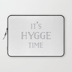 It's Hygge Time Laptop Sleeve
