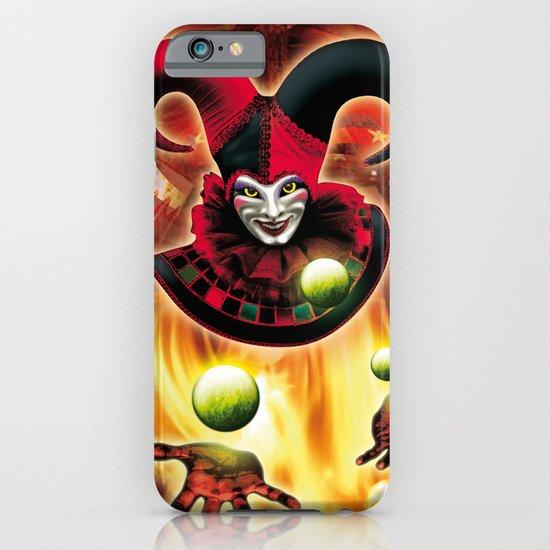 Poster Cirkus iPhone & iPod Case