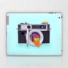 WASHING CAMERA Laptop & iPad Skin