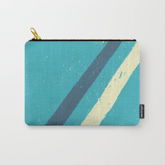 STREET SLANG / Stripes 2 Carry-All Pouch