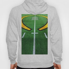 Rugby playing field Hoody