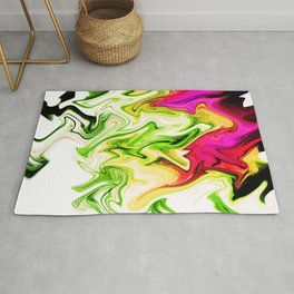 Sweeper Abstract Rug