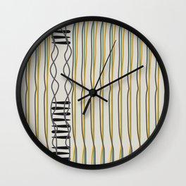 SERAFINA #1 Wall Clock