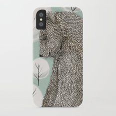 Keeper of the forest Slim Case iPhone X