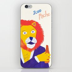 Rory C's Iced Pêche iPhone & iPod Skin