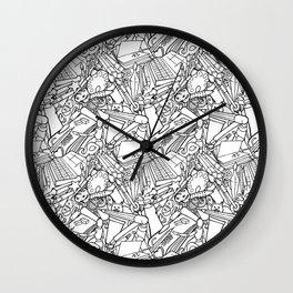 Artist haven Wall Clock