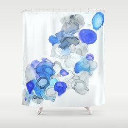 A D 2 Shower Curtain