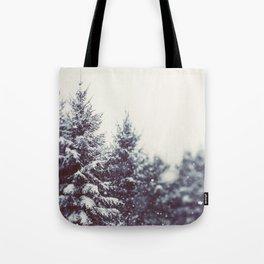 Winter Daydream #2 Tote Bag