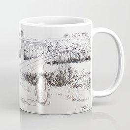 High Level Bridge, Edmonton Coffee Mug