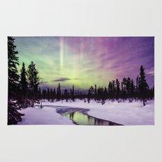 The Northern Lights Rug