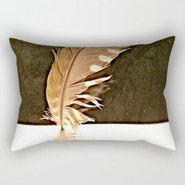 Make a point Rectangular Pillow