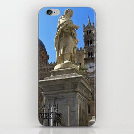 Cathedrale of PALERMO iPhone Skin