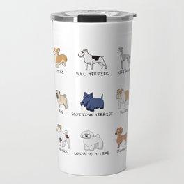 Doggos Travel Mug