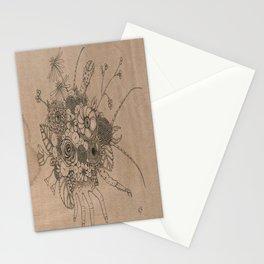 Hermit Crab-Evolution Stationery Cards