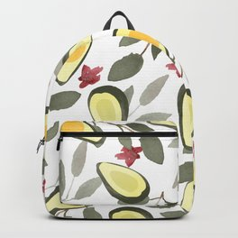Tropical Avocados Backpack